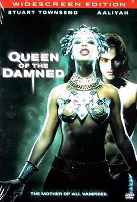 Cover image for Queen of the damned