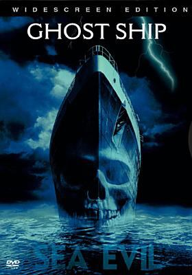 Cover image for Ghost ship [videorecording DVD]