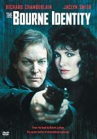 Cover image for The Bourne identity (Richard Chamberlain version)