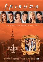 Cover image for Friends. Season 04, Complete