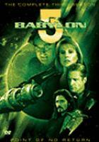 Cover image for Babylon 5. Season 3, Disc 1