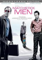 Cover image for Matchstick men