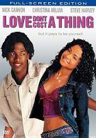 Imagen de portada para Love don't cost a thing