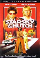 Cover image for Starsky & Hutch