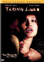 Cover image for Taking lives [videorecording DVD]