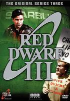 Cover image for Red Dwarf. Series 3, Complete [videorecording DVD]