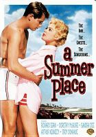 Cover image for A summer place [videorecording DVD]