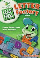 Cover image for LeapFrog [videorecording DVD] : Letter factory