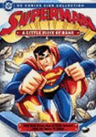 Cover image for Superman a little piece of home