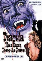 Cover image for Dracula has risen from the grave