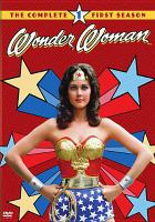 Cover image for Wonder Woman. Season 1, Complete