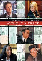 Cover image for Without a trace. Season 1, Disc 4