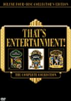 Cover image for That's entertainment. Treasures from the vault [videorecording DVD].