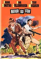 Cover image for Never so few