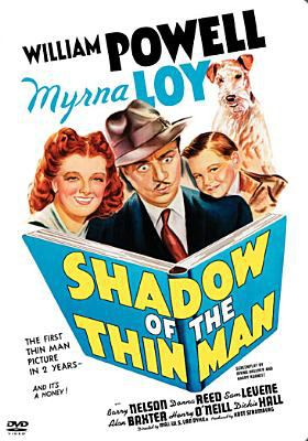 Cover image for Shadow of the thin man
