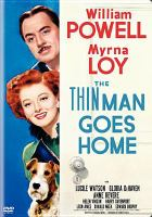 Cover image for The thin man goes home