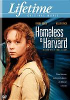 Cover image for Homeless to Harvard the Liz Murray story