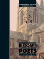 Cover image for T.S. Eliot : Bloom's major poets series