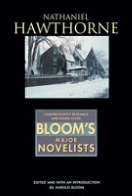 Cover image for Nathaniel Hawthorne : Bloom's major novelists series