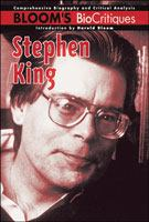 Cover image for Stephen King : Bloom's biocritiques series