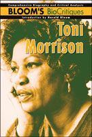 Cover image for Toni Morrison: Bloom's biocritiques series
