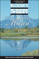Cover image for Thomas Mann : Bloom's major short story writers series