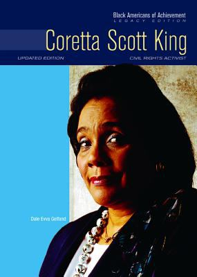 Cover image for Coretta Scott King : civil rights activist