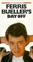 Cover image for Ferris Bueller's day off