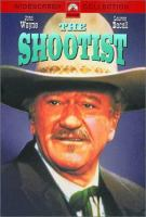 Cover image for The shootist