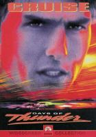 Cover image for Days of thunder
