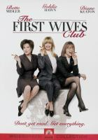 Cover image for The first wives club