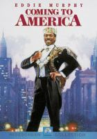 Cover image for Coming to America [videorecording DVD]