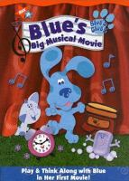 Cover image for Blue's clues. Blue's big musical movie