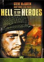 Cover image for Hell is for heroes