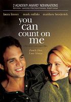 Cover image for You can count on me