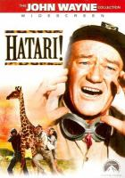 Cover image for Hatari!