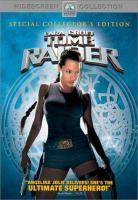 Cover image for Lara Croft, tomb raider