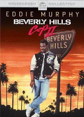Cover image for Beverly Hills cop II