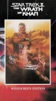 Cover image for Star trek II : the wrath of Khan