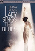 Cover image for Lady sings the blues
