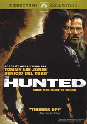 Cover image for The hunted