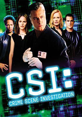 Cover image for CSI. Season 02, Complete [videorecording DVD] : Crime scene investigation