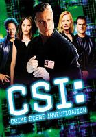 Cover image for CSI. Season 02, Complete [videorecording DVD] : Crime scene investigation