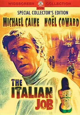 Cover image for The Italian job
