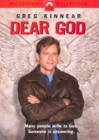 Cover image for Dear God
