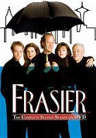 Cover image for Frasier. Season 02, Complete