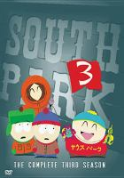 Cover image for South Park. Season 03, Complete