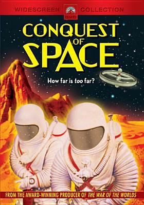 Cover image for Conquest of space