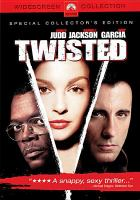 Cover image for Twisted [videorecording DVD]