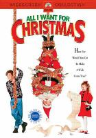 Cover image for All I want for Christmas [videorecording DVD]